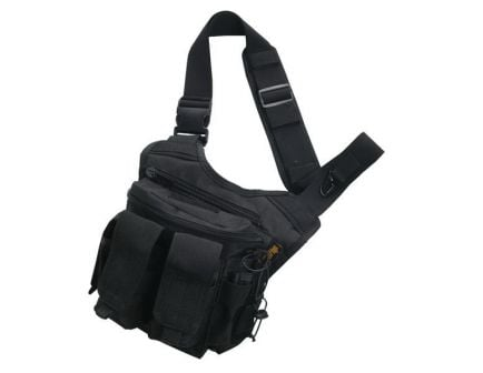 US Peacekeeper Tactical Rapid Deployment Pack, Black - P20307
