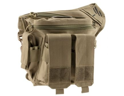 G Outdoors Rapid Deployment Sling Pack, Tan - 981RDP