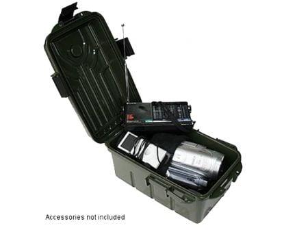 MTM Case Gard S1072 Small Survivor Dry Box, Forest Green - S107211