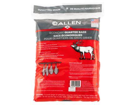 Allen Mesh Netted Quarter Bag, Tan - 60