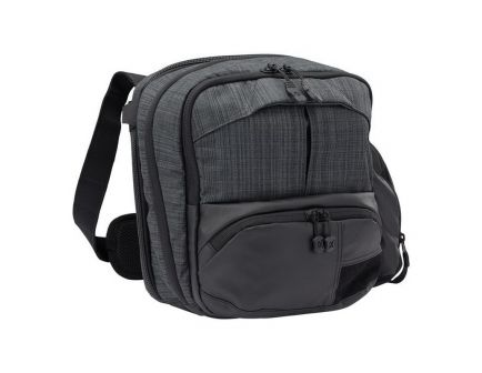 Vertx Essential Sling 2.0 Shooting Bag, Heather Black/Galaxy Black - VTX5031 HBK/GBK