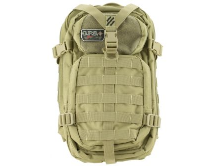 G Outdoors Tactical Loaded Bugout Backpack, Tan - T1611LTB