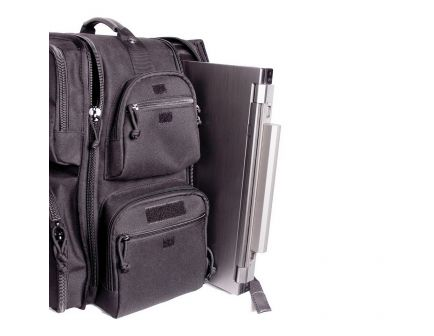 G Outdoors The Executive Backpack, Black - 1812BPB