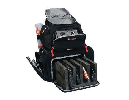 G Outdoors Handgunner Range Backpack, PRYM1 Blackout - 1711BPPMB