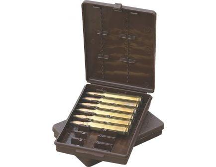 MTM Case Gard 9 Round Ammo Wallet, Brown - W-9-LM-70