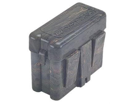 MTM Case Gard RM-20 20 Round Flip-Top, Medium Belt Carrier Box, Green - RM2010
