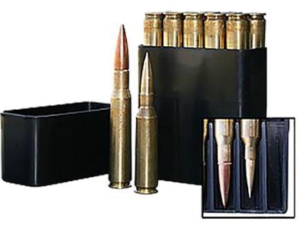 MTM Case Gard BMG10 .50 BMG/.50 DTC/.460 Steyr/HS 460/.416 Barrett 10 Round Slip-Top Ammo Box, Black - BMG1040