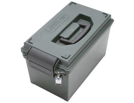 MTM Case Gard Polypropylene Portable Ammo Can, Forest Green - AC11