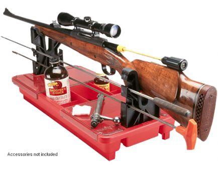 MTM Case Gard Red Portable Rifle Maintenance Center - RMC-1-30