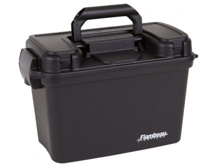 "Flambeau Tactical Dry Box, 14"", Black - 6430SD"