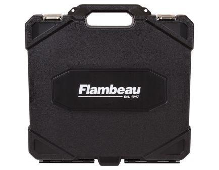 Flambeau Safe Shot Double Wall Pistol Case, Black - 40DWS
