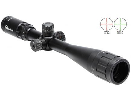 Firefield 4-16x42mm Illuminated Mil-Dot (SPF) Tactical Rifle Scope - FF13044