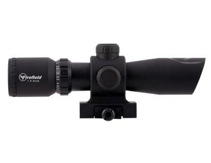 Firefield 1.5-5x32mm Illuminated Mil-Dot (SPF) Barrage Rifle Scope - FF13061