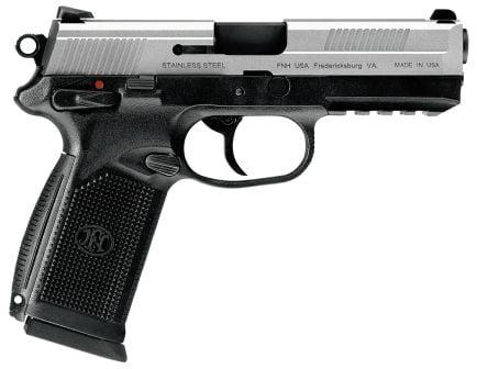 FN America FNX-45 .45 ACP Consumer Pistol, Blk - 66963