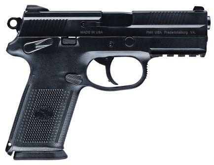 FN America FNX-9 9mm Consumer Pistol, Blk - 66836