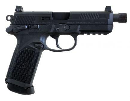 FN America FNX-45 Tactical .45 ACP Consumer Pistol, Blk - 66981