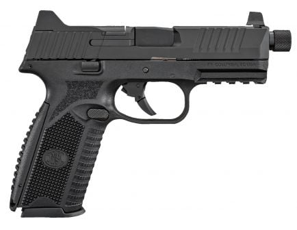 FN America FN 509 Tactical 9mm Consumer/Law Enforcement Pistol, Blk - 66-100527
