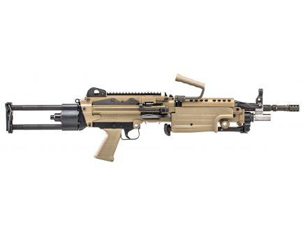 FN America FN M249S Para 5.56 Semi-Automatic AR-15 Rifle, FDE - 46100030