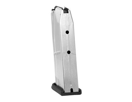 FN America 10 Round 9mm FNP-9/FNP-9/Five seveN Detachable Magazine, Stainless - 47009