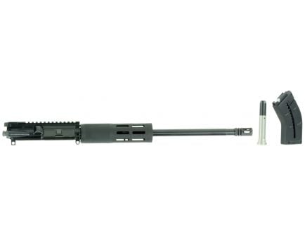 """Franklin Armory F17-M4 .17 WSM 16"""" Barrel Complete Upper Assembly, Type III Hardcoat Anodized Black - 4157"""