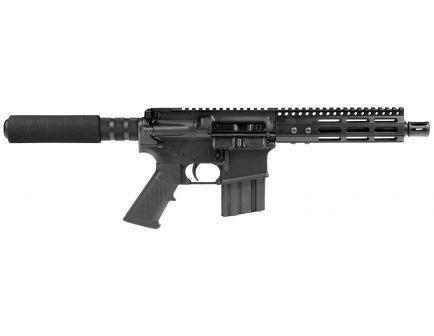 Franklin Armory CA7 5.56 Semi-Automatic AR Pistol, Hardcoat Anodized Black/Black Nitride - 3130