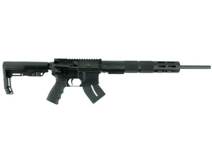 Franklin Armory F17-M4 .17 WSM Semi-Automatic Rifle, Hardcoat Anodized Black - 1222