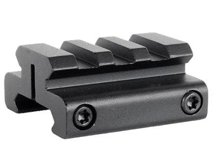 Burris AR Steel 1-Piece Picatinny Riser, Black - 410340