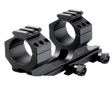 "Burris AR-P.E.P.R. AR 1"" 1.5"" Aluminum 1-Piece Quick Detach Scope Mount, Matte Black - 410343"