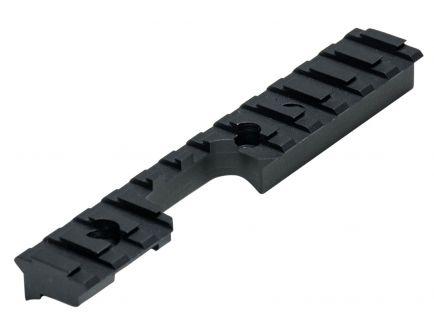 Keystone Sporting Arms Aluminum 1-Piece Crickettinny Rail, Black - KSAAA425