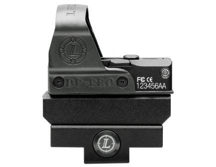 Leupold & Stevens DeltaPoint Pro Cross Slot Riser, Matte Black - 120059