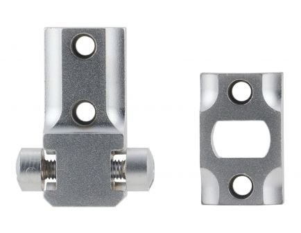 Leupold Remington 700 Steel 2-Piece Standard Scope Base, Silver - 57510
