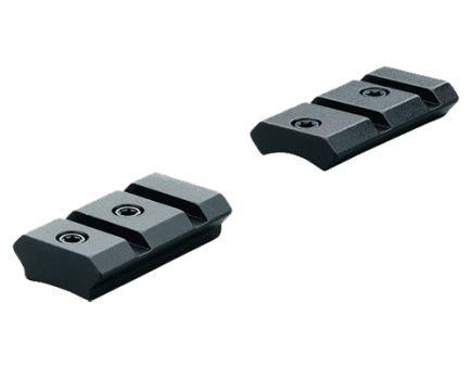 Leupold Mark 4 Savage 10/110 Steel 2-Piece Scope Base, Matte Black - 59245