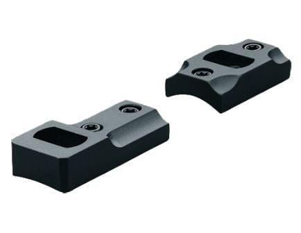Leupold Kimber 84 Steel 2-Piece Dual Dovetail Scope Base, Matte Black - 60910