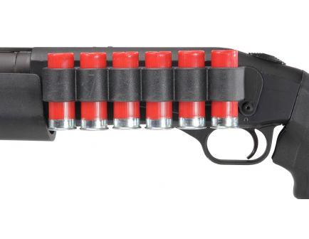TacStar Integral Picatinny Rail Mount w/ Sidesaddle for Mossberg 930 12 Gauge Shotgun, Black - 1081030