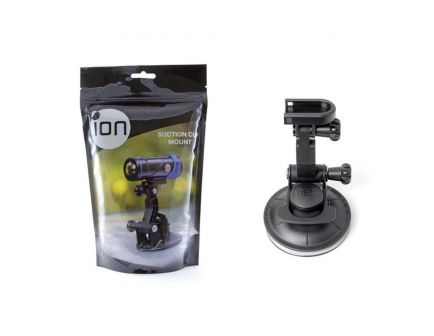 Ion America Suction Cup Mount, Black - 5011