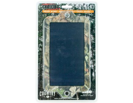 Covert Scouting Weather-Resistant Solar Panel for Covert Cameras - 5267