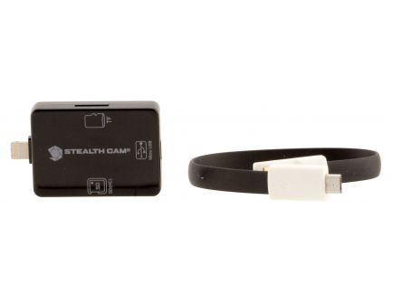 Stealth Cam SD Memory Card Reader for iOS Devices - STCSDCRIOS
