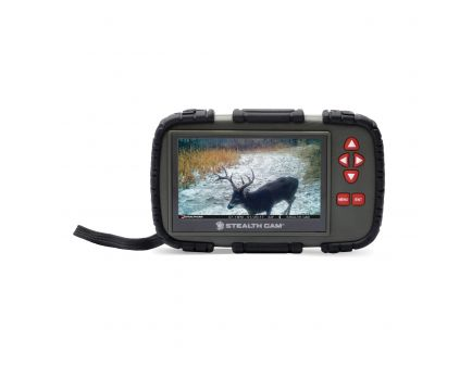 Stealth Cam 64 GB Touchscreen SD Memory Card Reader - STCCRV43X