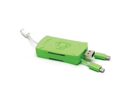 HME 4-in-1 SD Card Reader - QMCR