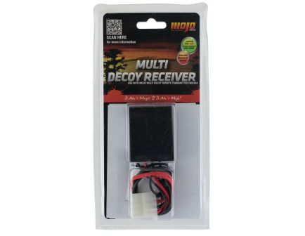 Mojo Outdoors Multi-Decoy Receiver - HW2450