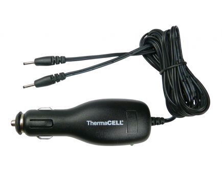 Thermacell 12 V Heated Insoles Car Charger - THSCC1