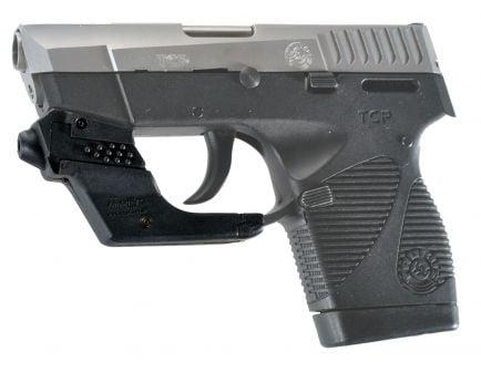 Aim Shot Trigger Guard Mounted Laser for Taurus TCP 380 Pistol, Black - KT6506TCP