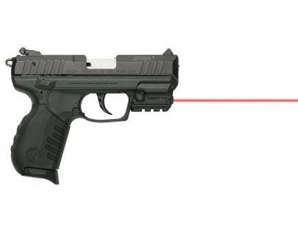 LaserMax Rail Mounted Laser for Ruger SR22 and SR9 Pistols - LMS-RMSR