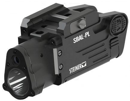 Steiner SBAL-PL Single Beam Aiming Laser Light for Glock 19 Pistol - 90174102