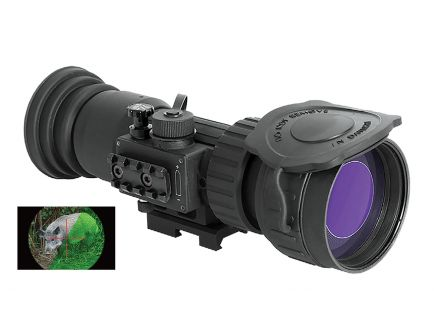 ATN PS28-2+ 1x Night Vision Clip-On 2+ Generation Rifle Scope - NVDNPS2820
