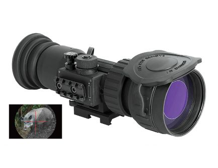 ATN PS28-WPT 1x Night Vision Clip-On WPT Generation Rifle Scope - NVDNPS28WP