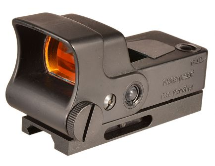 Aim Shot HG Pro 1x34mm Reflex Sight, 4 MOA Green Dot - HGPROAG