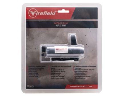 Firefield Impact Duo 1x31x22mm Reflex Sight w/ Red Laser - FF26023
