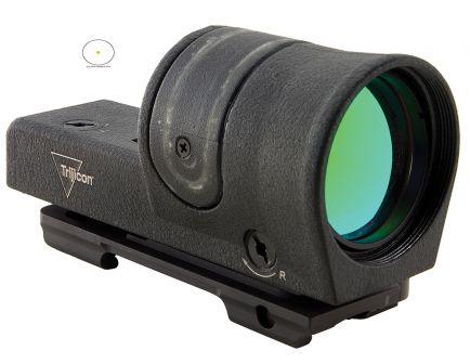 Trijicon 1x42mm Reflex Amber Dot Sight, Dual Illuminated 6.5 MOA Dot - 800038