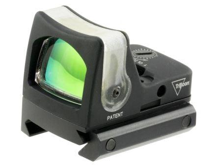 Trijicon RMR 1x Reflex Amber Dot Sight, Dual Illuminated 9 MOA Dot - 700030